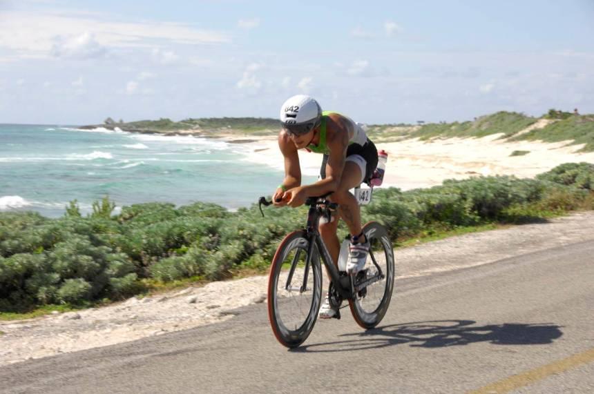 Ironman de Cozumel, il y a maintenant quelques années!