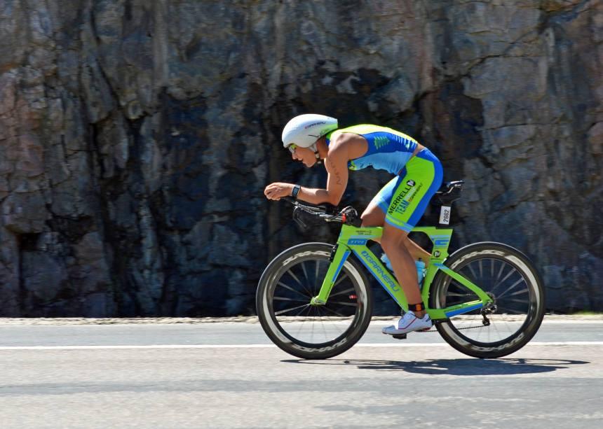 Plus aucun mérite à rouler vite, c'est le vélo qui fait tout : en plus d'être beau, ce bike est une vraie bombe!